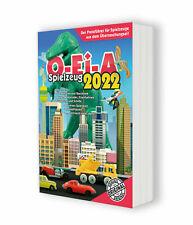 Der brandneue  O-Ei-A Spielzeugkatalog 2022