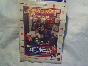 1996 THE SINGLE GUY TV AD Jonathan Silverman, Ernest Borgnine,john elway nfl nbc
