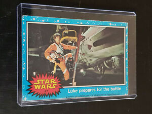 *** Topps 1977 Star Wars Series 1 (Blue) Trading Card # 47 ***