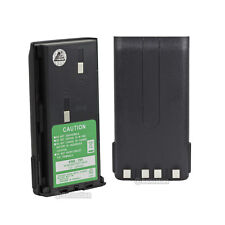 2 X 2200mAh KNB-14 KNB-15A KNB-20N Battery for KENWOOD TK260 TK270 TK2107 TK3107