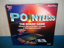 POINTLESS - THE BOARD GAME - LEAST LIKELY ANSWER IS THE BEST - NEW & SEALED