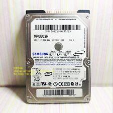 "Samsung 60GB 5400RPM disco duro portátil ide MP0603H 2.5"""