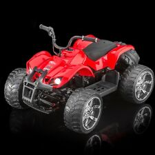 SPORTrax ATV MX750 Kid's Ride On Vehicle, Battery Powered w/FREE MP3 Player- Red