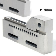 Wire Edm Jaw Cut Precision Vise Stainless Precision ground harden throughout Hot