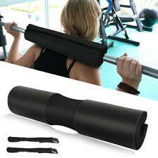 Squat Barbell Pad Support Gym Fit Weight Lifting Bar Cover Pull Up Neck Protect