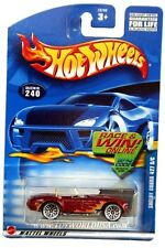 2001 Hot Wheels #240 Shelby Cobra 427 S/C E910 crd