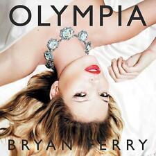 BRYAN FERRY OLYMPIA 10-track CD ALBUM sealed