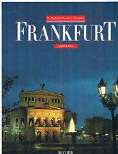 Frankfurt: The Illustrated Traveler's Companion English Edition PB 1993