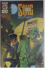 1992 STING OF THE GREEN HORNET #1 POLYBAGGED  -  NM                   (INV11930)