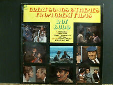 ROY BUDD Great Songs & Themes From Great Films  LP  Get Carter etc  NEAR-MINT !!