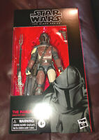 Star Wars Hasbro Black Series The Mandalorian 6-Inch Action Figure NEW In Stock
