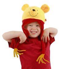 DISNEY Winnie the Pooh Hoodie Hat Plush Kids Child Licensed Costume Winter