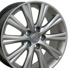 "17"" Wheels For Lexus IS300 GS ES HS SC Toyota Avalon Camry RAV 4 Rims Set (4)"
