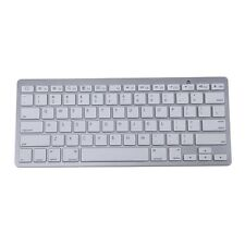 MCSAITE 450 Ultra Thin Portable Standard 78-Key Wireless Bluetooth Keyboard L0V6