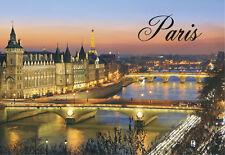 Paris, France, City, Skyline, River, Souvenir, 2x3 Photo Fridge Magnet #EU628