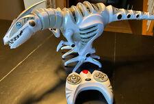 WowWee Roboraptor Remote Control Walking T Rex Toy Robot Dinosaur 32''