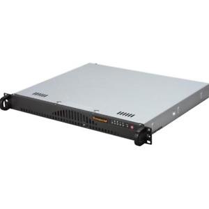 Supermicro SuperChassis 1U Rackmount Server Case CSE-512L-200B