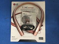 LG TONE INFINIM HBS 920 Bluetooth Wireless Stereo Headset - Pink