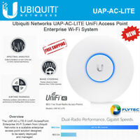 Ubiquiti UAP-AC-LITE UniFi AC LITE Dual Band Access Point 802.11ac Gigabit PoE