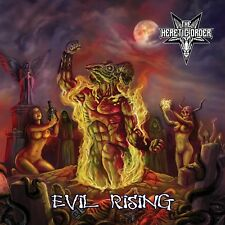 THE HERETIC ORDER - Evil Rising - CD - 4028466900333