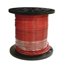Southwire Thhn Wire 500 Ft 8 Gauge Heatuv Resistant Waterproof Copper Red