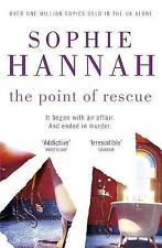 The Point of Rescue by Sophie Hannah, Good Used Book (Paperback) FREE & FAST Del