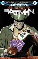 ​BATMAN #27 1ST PRINTING WAR OF JOKES AND RIDDLES PT 3 DC COMICS