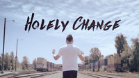 Holely Change Blue (DVD and Gimmicks) by SansMinds Creative Lab from Murphy's