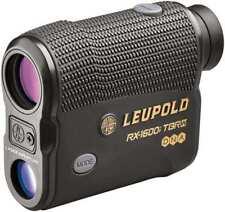 Leupold 173805 Rx 1600i TBR w/ DNA Laser Rangefinder Gray/Black Armor Finish NEW