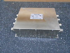 Soshin Electric Nf4070A-By 3 Phase 4 Wire 70 Amp 250 Vac Emi Filter