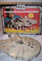 Vintage Star Wars Millennium Falcon With Box!  1979 Complete, Beautiful !!!!!!!!