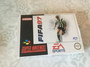 Juego Super Nintendo FIFA97 EA SPORTS