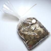 Konvolut Uganda 1974-1976 - Kiloware - Exotische Münzen - 5 KILOGRAMM 5 Kg LOT