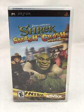 Shrek: Smash N' Crash Racing - Sony Psp - Free Shipping