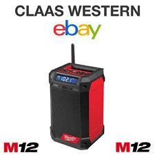 MILWAUKEE RADIO M12RCDAB+0 (4933472115)