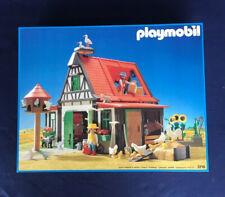 Playmobil 3716 Vintage Farm NEW MISB (Factory Sealed)