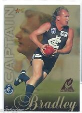 1998 Select Club Captain (CC11) Craig BRADLEY Carlton +++