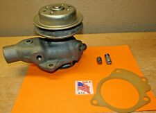 1950 TO 1967 HENRY J WILLY'S JEEP 4 CYLINDER F HEAD NEW WATER PUMP USA MADE 1242