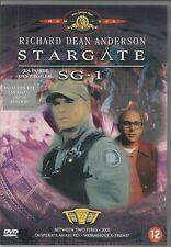 DVD ZONE 2--SERIE TV STARGATE SG1 VOL 22--SEASON 5 / EPISODES 9 A 12
