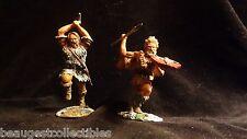 Conte ROMAN Barbarian Toy Soldiers ROME006 Caesar Gladiator Germania