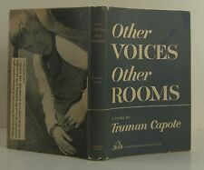 TRUMAN CAPOTE Other Voices, Other Rooms FIRST EDITION