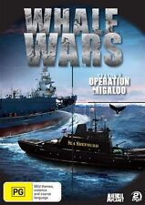 Whale Wars - Operation Migaloo : Season 1 (DVD, 2009, 2-Disc Set) - Region 4