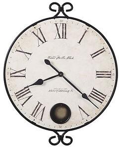 HOWARD MILLER 625310 LARGE WALL CLOCK MAGDALEN 625-310