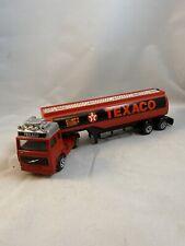 Vintage Corgi - Texaco Tanker Truck, graphics Diecast