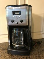 Cuisinart 12 Cup Brew Central Programmable Coffee Maker Model CBC 00SA2