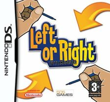 Left or Right - tutti ambidestri Nintendo DS 505 Games