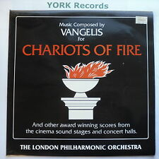 CHARIOTS OF FIRE - London Philharmonic Orchestra - Ex Con LP Record Pickwick