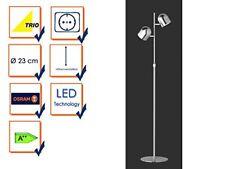 Trio Leuchten Lampe LED À Pince Quidam nickel Mat 4.5 wattsW