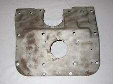 1956 56 BUICK STEERING COLUMN FLOOR ACCESS INSPECTION PANEL COVER PLATE PAN