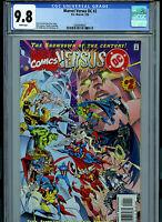Marvel Verses DC  #2 CGC 9.8 NM/MT 1996  K30